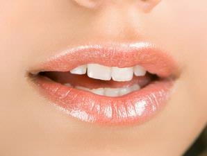 thinner but healthy and attractive lips