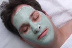 beauty sleep man