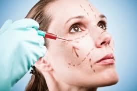 method of blood facial
