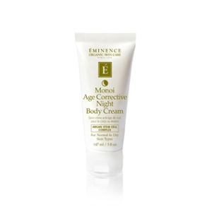 Eminence Monoi Age Corrective NIght Body