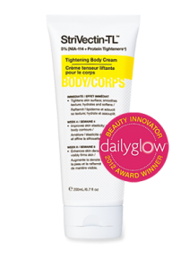Strivectin TL tightening body cream