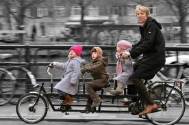 use of alternative transport could be life prolonging