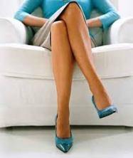 crossing legs puts stress on circulatory sytem of legs