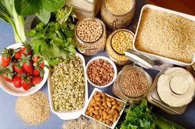 High Fiber Foods AntiAging diet
