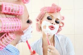 shaving is antiaging