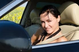 Wearing Seat Belt AntiAging