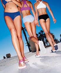 Lovely cellulite free legs