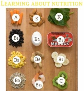 B vitamin sources