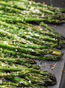 Asparagus for vein health