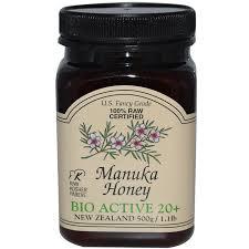 Manuka honey for collagen