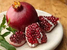pomegranates for vascular health