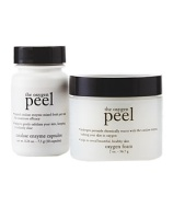 Oxygen Peel for Preflight Detox
